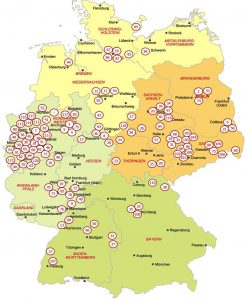 Properties in Germany Owned by Larmag